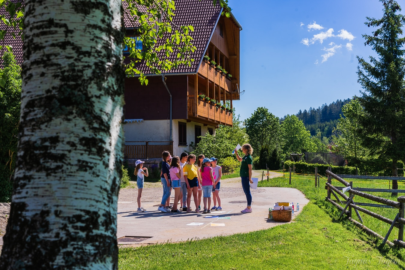 Lecker-Entdecker-Tag Schwarzwaldmilch St. Georgen