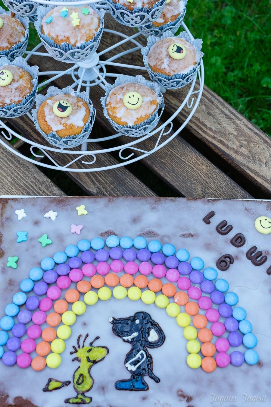 Buttermilchkuchen Kindergeburtstagskuchen