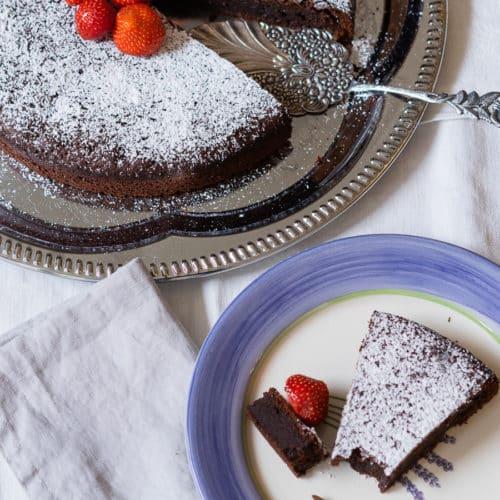 Saftiger Schokoladenkuchen aus dem Thermomix®
