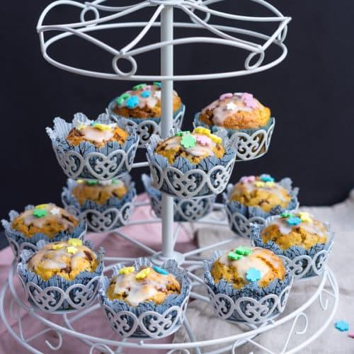 Zucchini Karotten Muffins Thermomix® Rezept