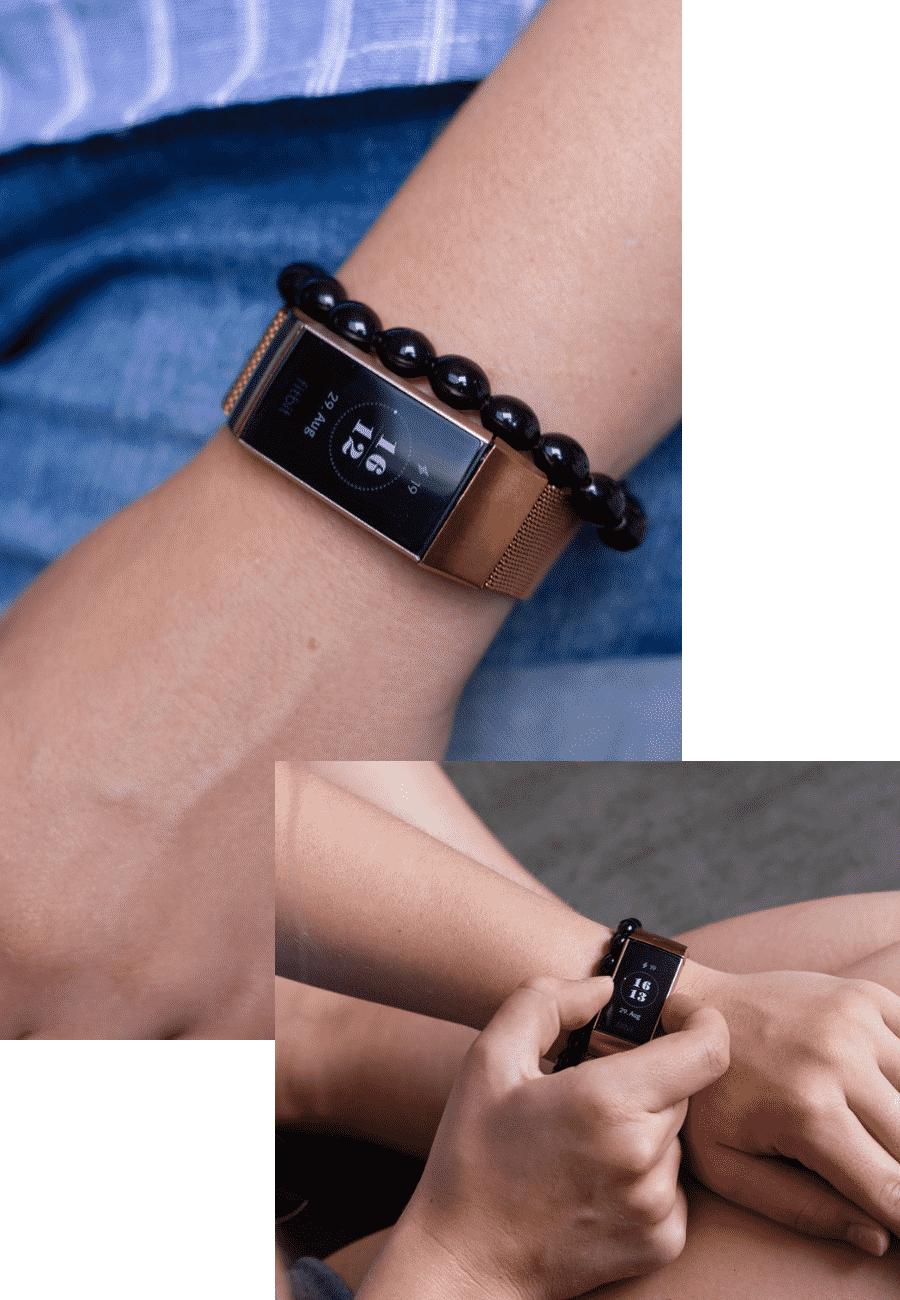 Erfahrungen Fitbit