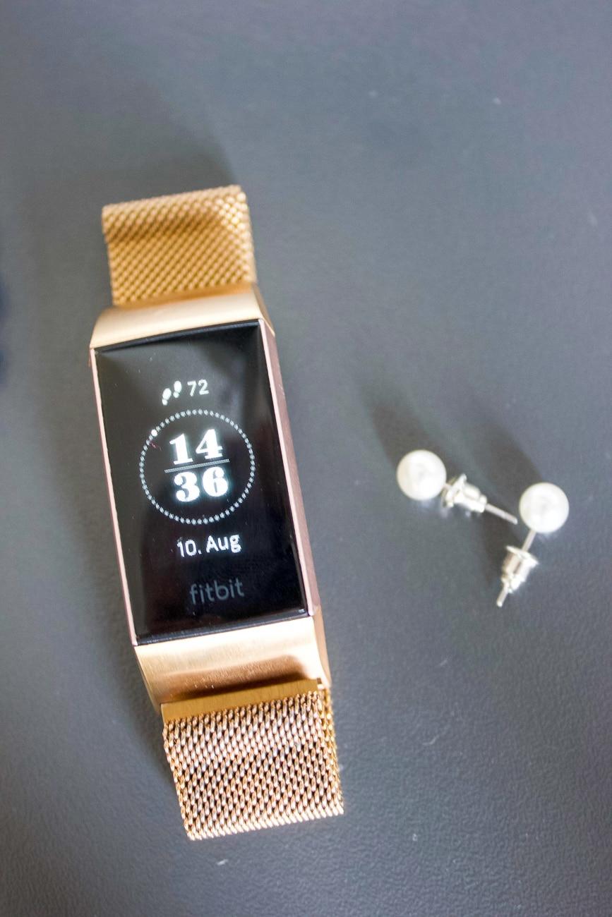 Fitbit Charge3 - Erfahrungen