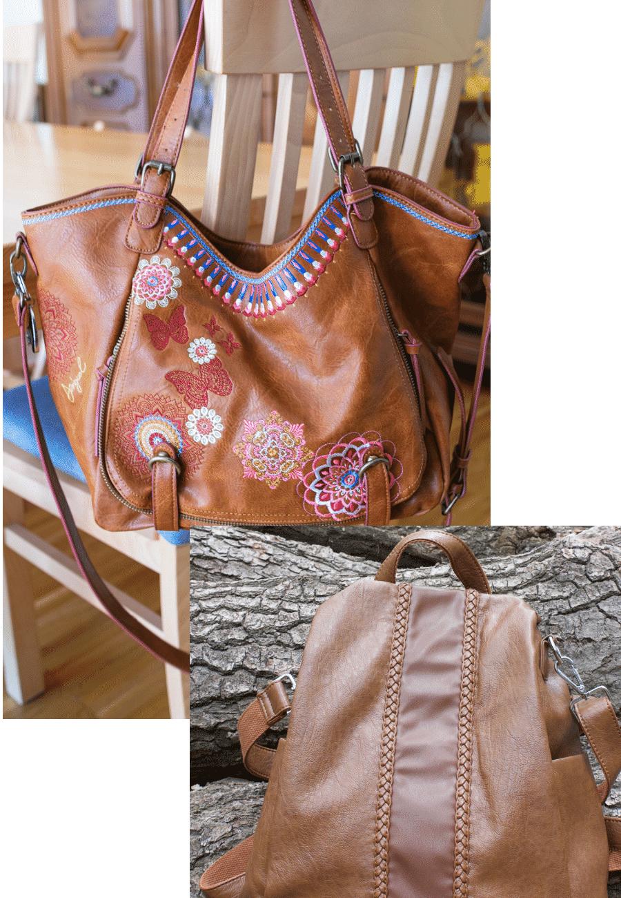 Lieblingstaschen: Damenhandtasche vs. Taschenrucksack – Unsere neuesten Errungenschaften