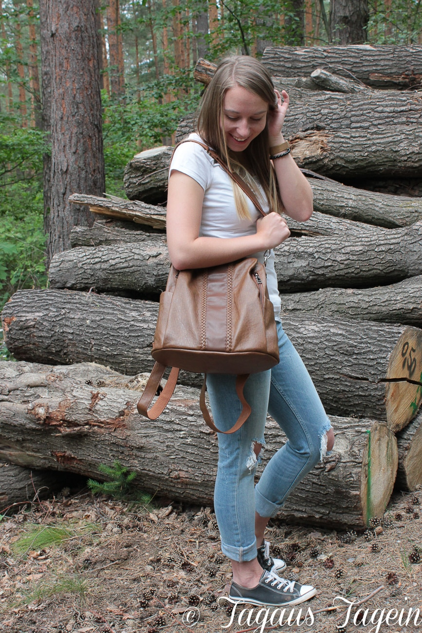 Lieblingstasche - Taschenrucksack