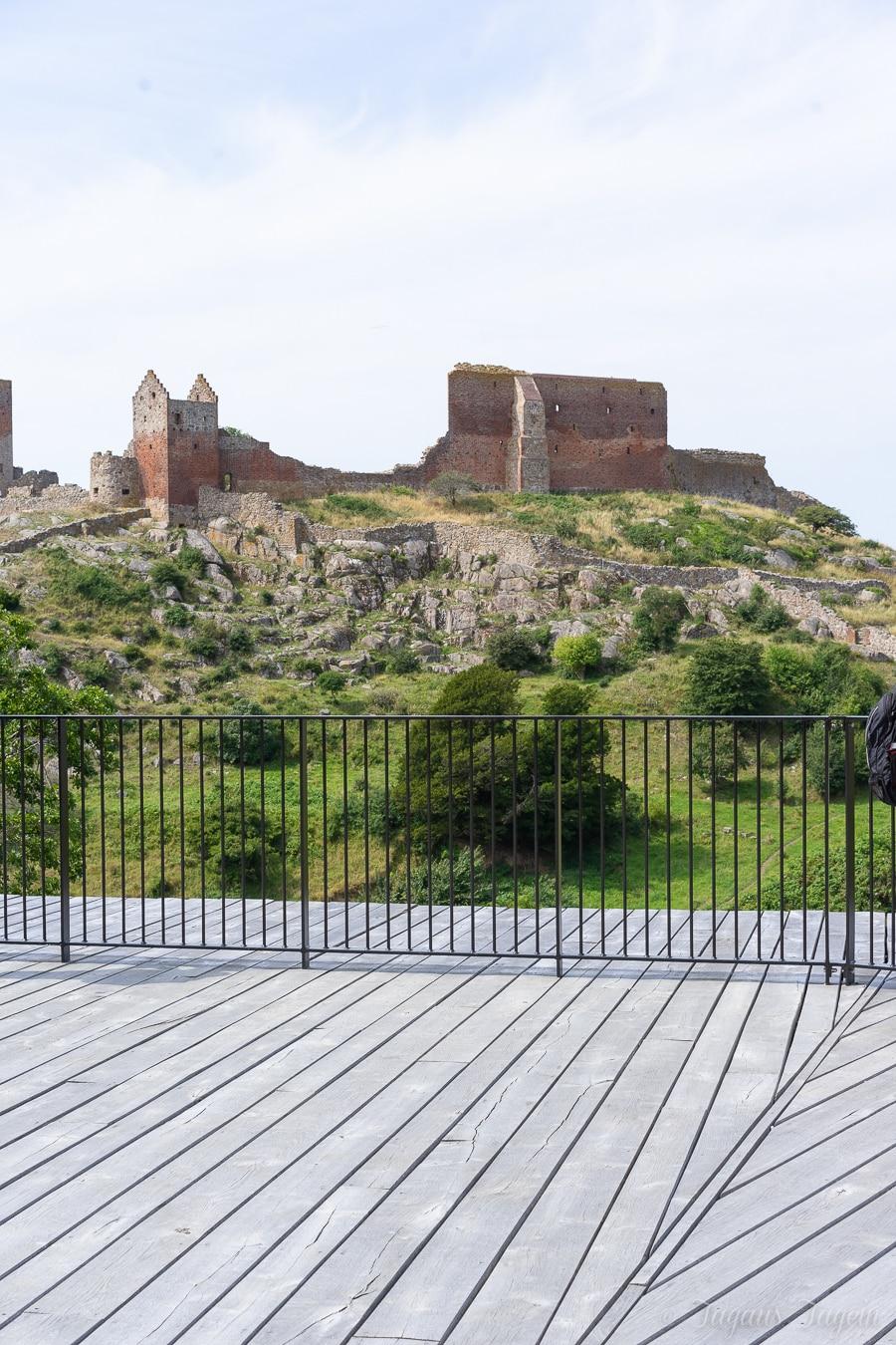 Burg Hammershus
