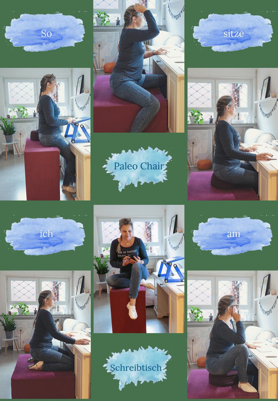 Anwendungsbeispiele Paleo Chair