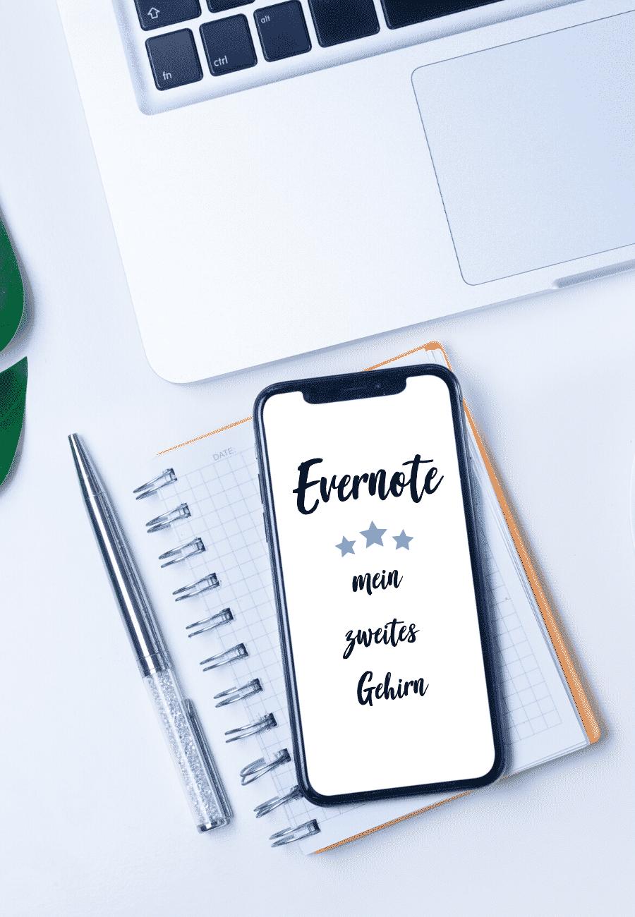 Besser organisiert  mit Evernote – Mein zweites Gehirn – beruflich und privat