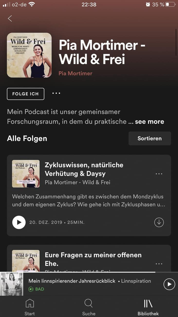 Podcast Empfehlung