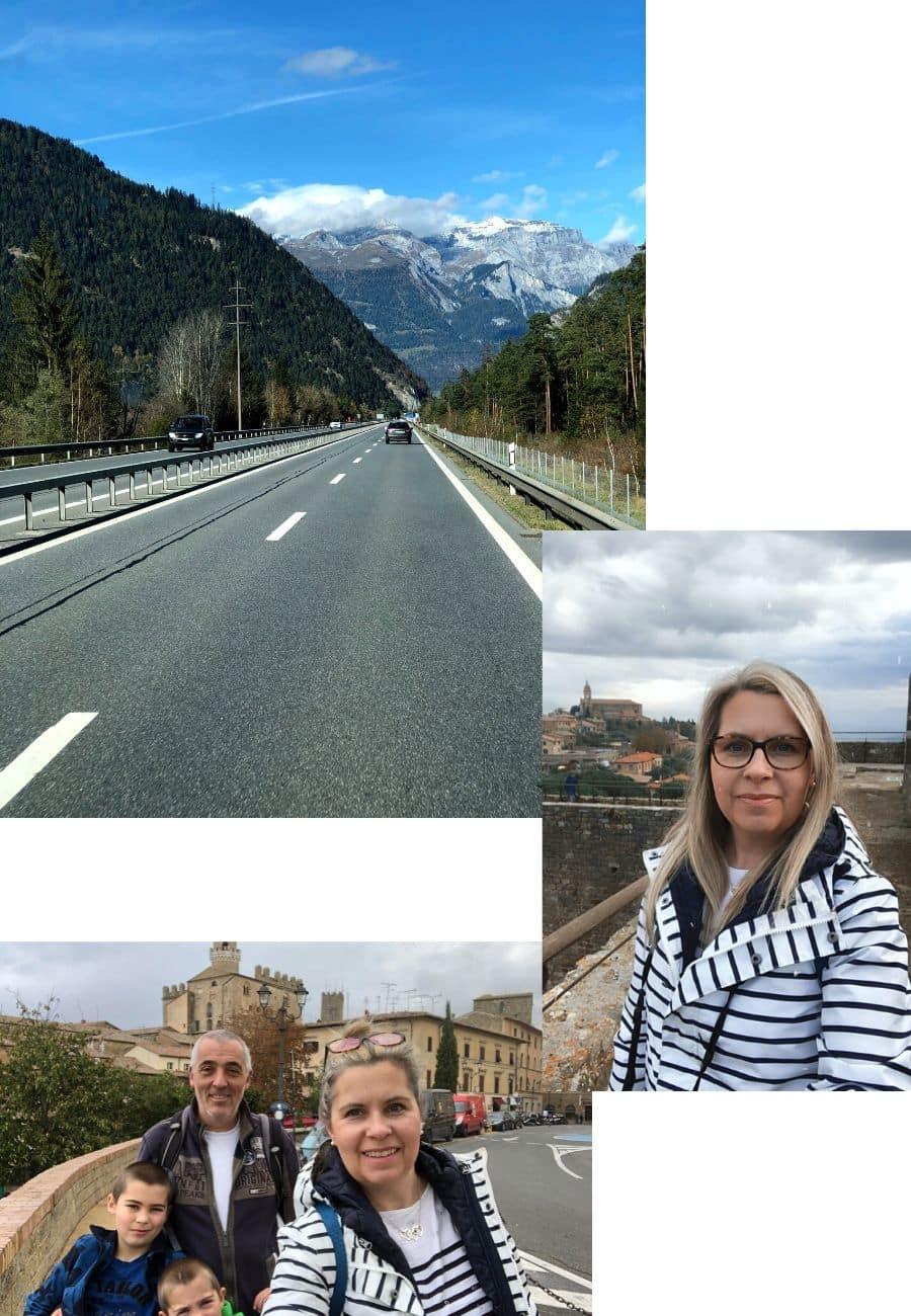 Wohnmobil Reisebericht Toskana Herbst 2019