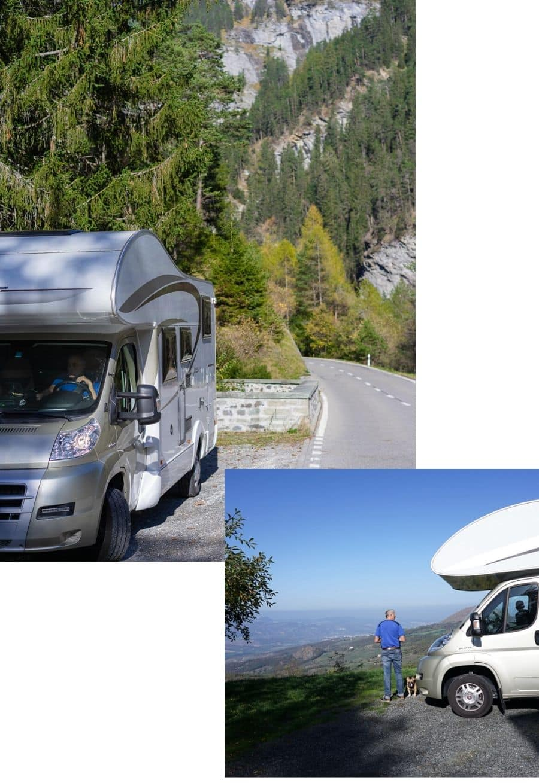 Wohnmobil Toskana Herbst - Reisebericht
