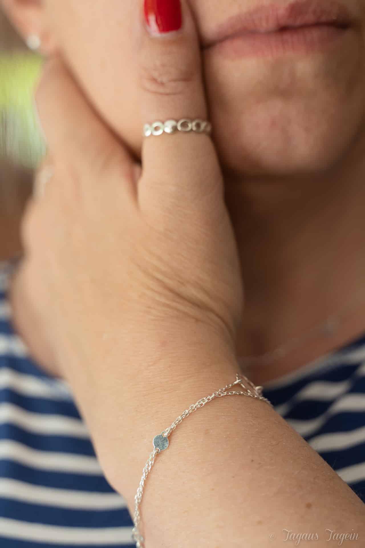 Silberschmuck für Frauen