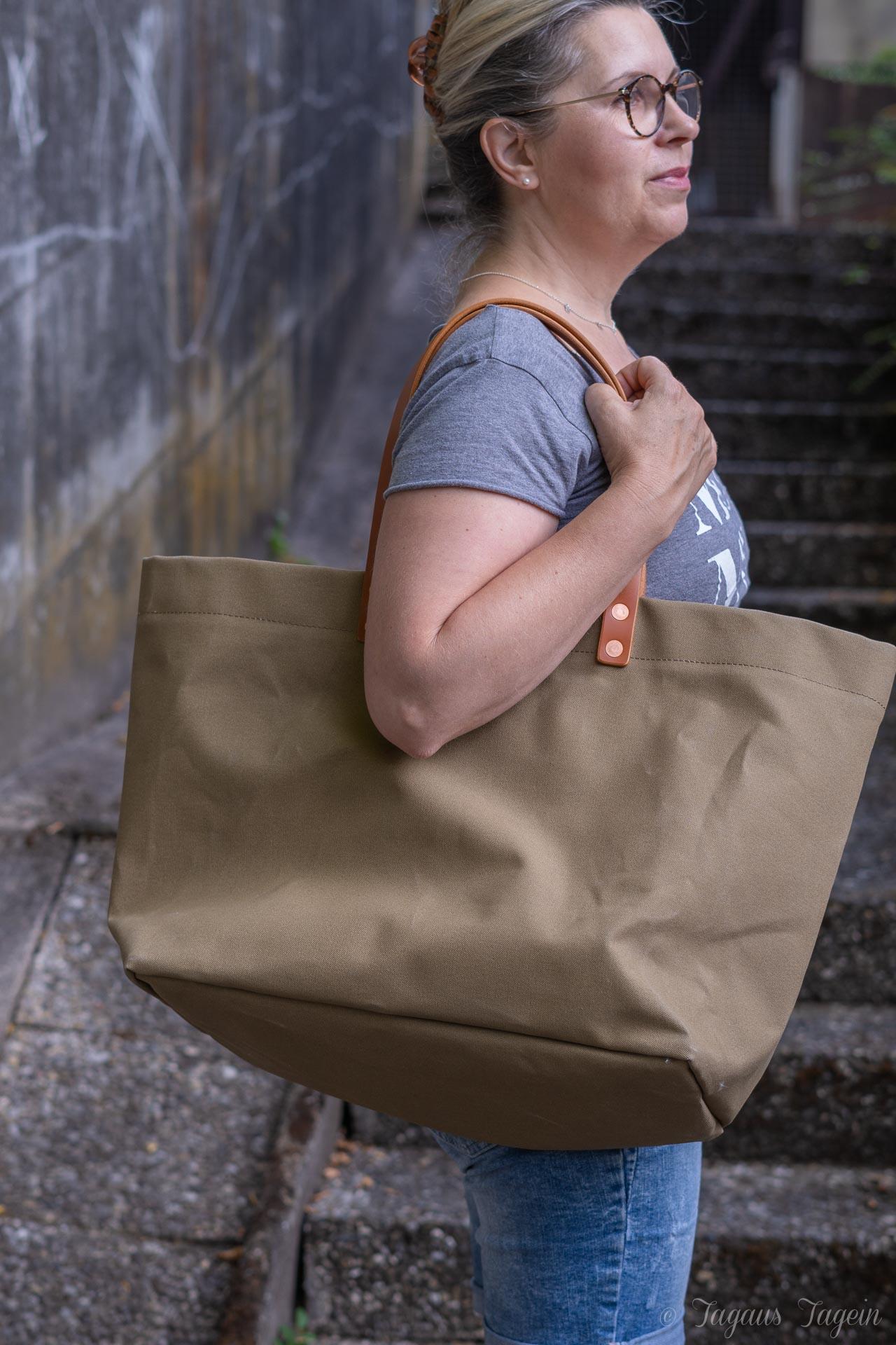 Meine neue Lindauer Markttasche