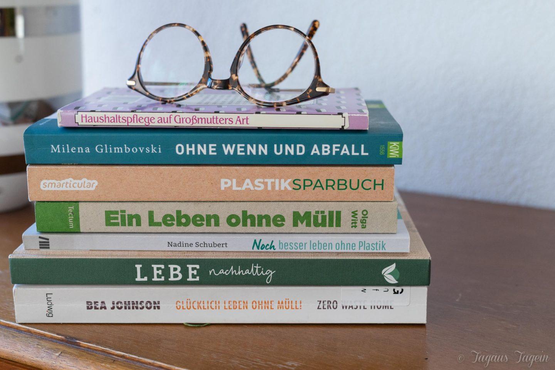 Buchtipps Nachhaltigkeit, Minimalismus & Zero Waste Lifestyle