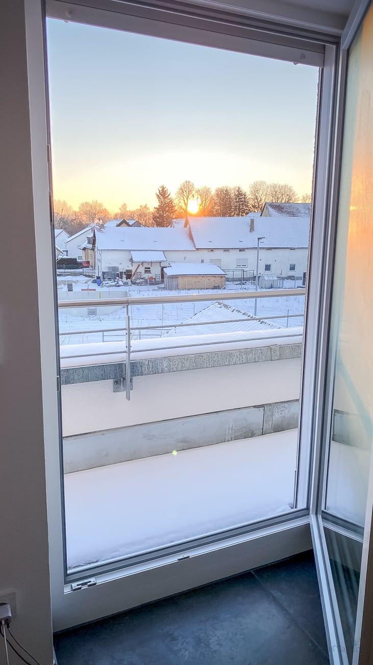 Von Pfefferminz-Eis mit Eierlikör, dem Landleben und der schönen neuen Wohnung