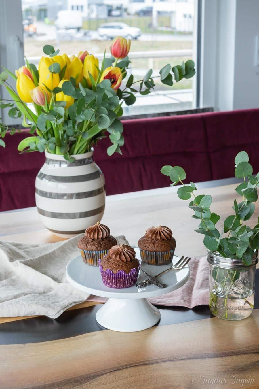 Hanuta Cupcakes
