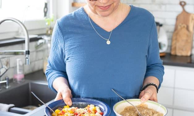 Jetzt ist Schluss mit Kuchen, Eis und Eierlikör! Von meiner Ernährungsumstellung und Abnehmen in den Wechseljahren