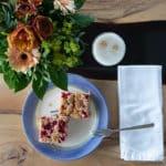 Johannisbeer-Streuselkuchen vom Blech