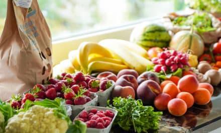 Salat Meal Prep oder wie ich meinen Wochenmarkt-Einauf in Gläser packe