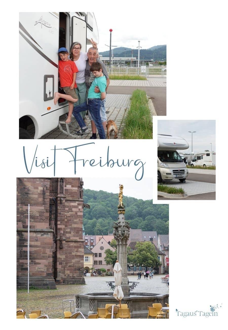 Freiburg Stadt erkunden